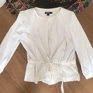 Vintage Dkny button down blouse